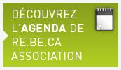 Découvrez l'agenda de RE.BE.CA Association